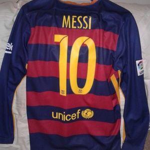 huge discount c7e8a eefcc Authentic Lionel Messi Jersey